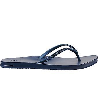 Reef Womens Cushion Bounce Stargazer Summer Sandals Thongs Flip Flops - Mermaid