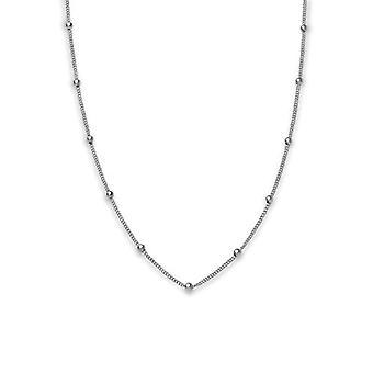 Rosefield Iggy argentokleurige Dotted Chain JDCHS-J059 adjustable: 40.00-44.00 cm