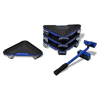 Furniture Transport Set Lifter And Wheelset,Heavy Duty Moving Tool,Lifting Capacity 75KG