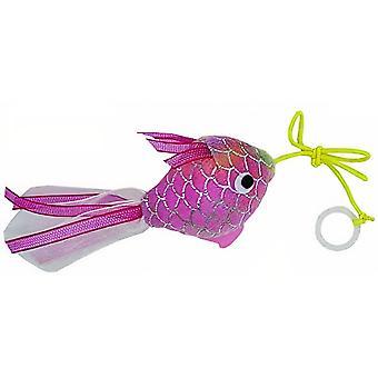 Happy Pet Cat N Caboodle Mermaid Goldfish Cat Toy
