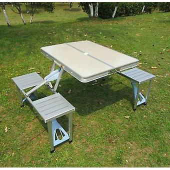 Uudet kannettavat ulkona taitettavat pöytätuolit