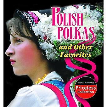 Polish Radio & Polka Band - Polish Polkas & Other Favorites [CD] USA import