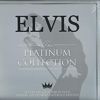 Elvis Presley – The Platinum Collection Special Edition White Vinyl