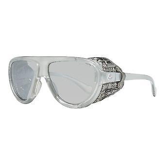 Unisex Sunglasses Moncler ML0089-20C Grey (ø 57 mm)