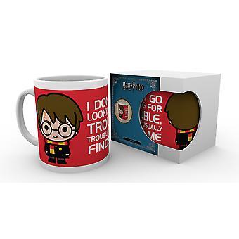 Harry Potter Front and Back Mug