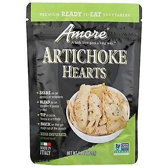 Amore Artichoke Hearts, Case of 10 X 4.4 Oz