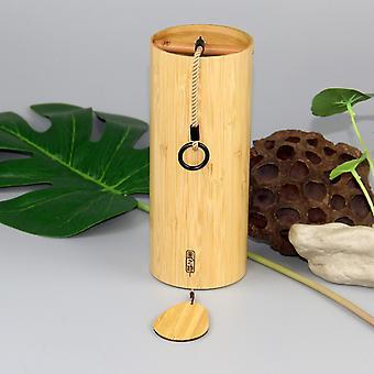 Bambus Windspiele, Windglocke für Garten im Freien, Terrasse Home Decoration, Zen