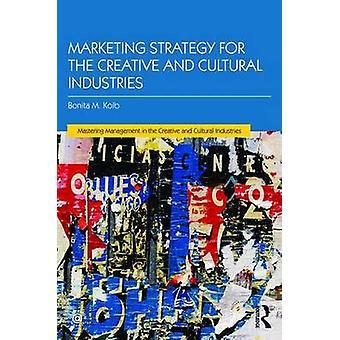 استراتيجية التسويق للصناعات الإبداعية والثقافية م كولب & بونيتا.