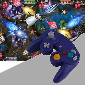 البلاستيك الحساسة تحكم اللعبة لوحة عصا التحكم لنينتندو Gamecube أو لوى
