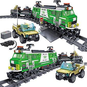 Строительный блок поезда оборудования