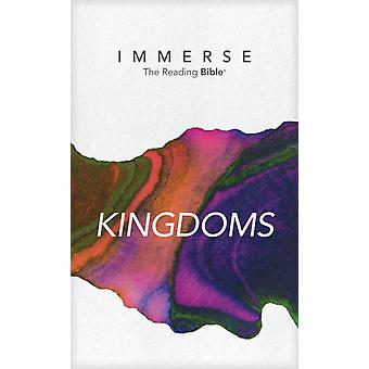 Immerse Kingdoms Softcover by Institute for Bible Reading