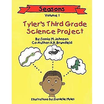Tylers Wissenschaftsprojekt der dritten Klasse