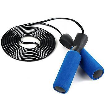 Verstellbares Lagersprungseil für Studenten (blau)