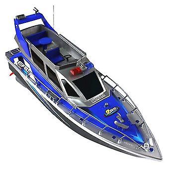 Afstandsbediening boten waterscooter politie afstandsbediening boot 1:20 politie speedboot rc boot