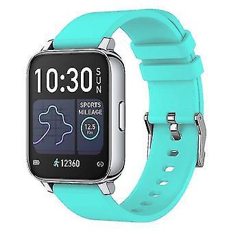 Smart ur til kvinder 1,69 tommer touch screen fitness tracker ur ip67 vandtæt smartwatch med