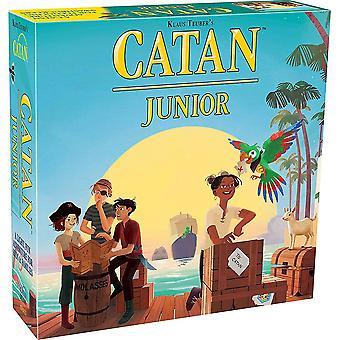 Catan junior brettspill | Brettspill For barn | Strategispill for barn | Familie spill | Eventyrspill For barn | Alder 6 | For 2 til 4 spillere | Aver