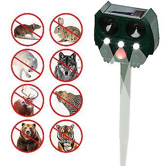 太陽動物のレペラー防水超音波動物忌避剤屋外
