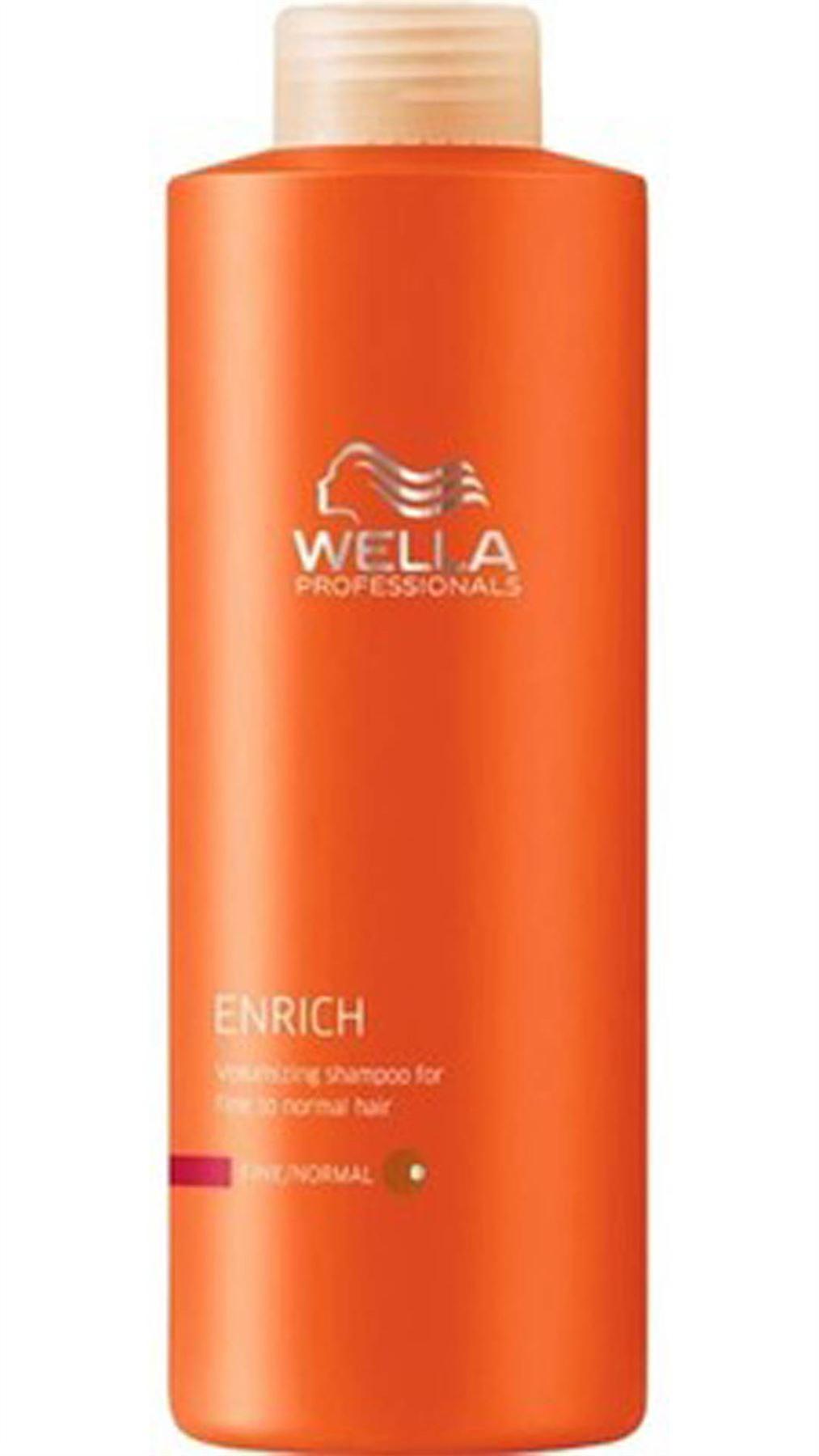 Wella Enrich Moisture Conditioner for Fine Hair 1000ml