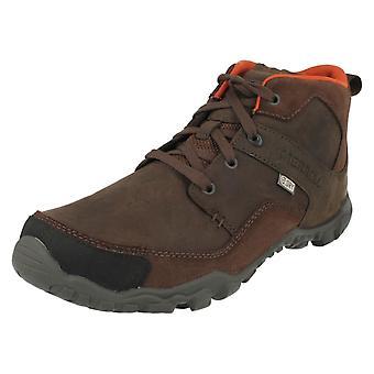 Herre Merrell vandtæt støvler Telluride midten af J23513