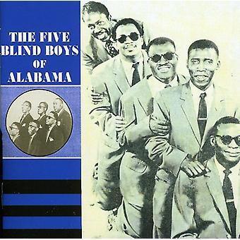 Cinco meninos cegos do Alabama - cinco Blind Boys of Alabama: coleção 1948-51 [CD] EUA importar