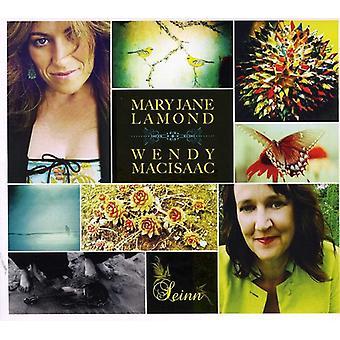 Lamond, Mary Jane & Wendy Macisaac - Seinn [CD] USA import
