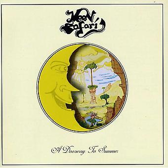 Moon Safari - Doorway to Summer [CD] USA import