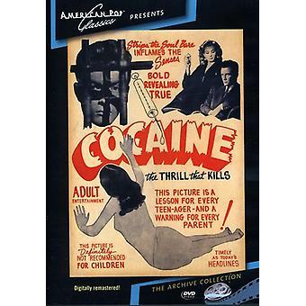 Importer de la cocaïne Fiends (1936) [DVD] é.-u.