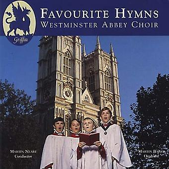 Westminster Abbey Choir - Favourite Hymns [CD] USA import