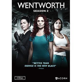Wentworth: Stagione 2 importazione USA [DVD]