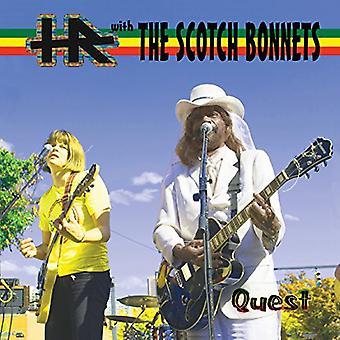 H.R. / Bonnets, Scotch - Quest [CD] USA import