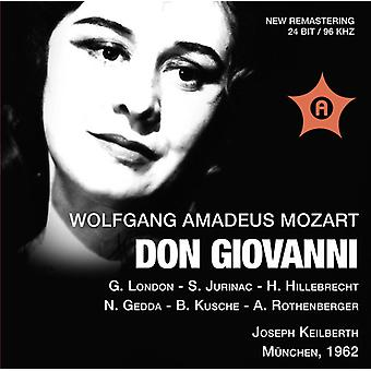 Mozart - Don Giovanni [CD] USA import