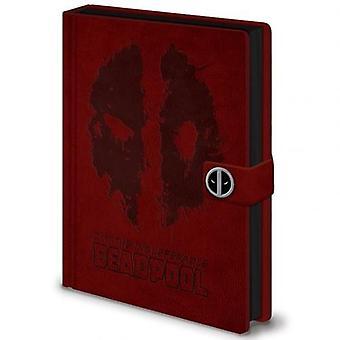 Deadpool Premium Notebook