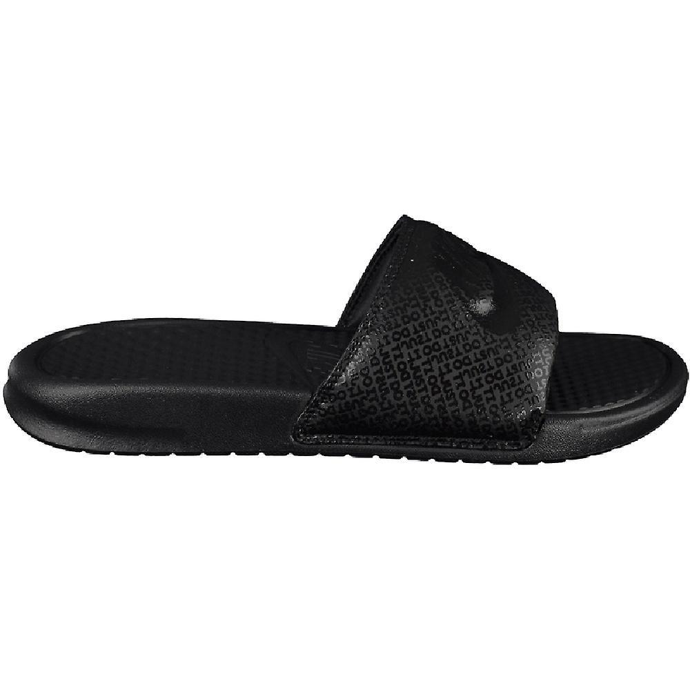 Nike Benassi Jdi 343880001 Home Summer Men Shoes