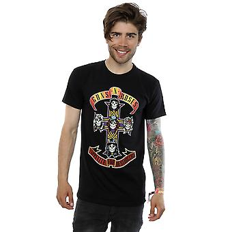 Guns N Roses Men's Appetite For Destruction T-Shirt
