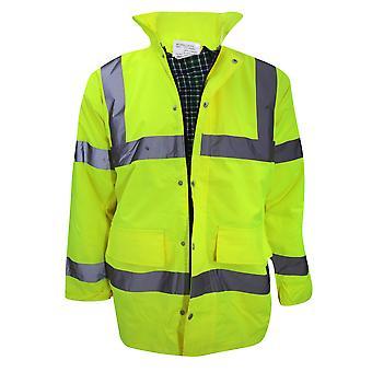 Yoko Mens Hi-Vis Contractor Jacket