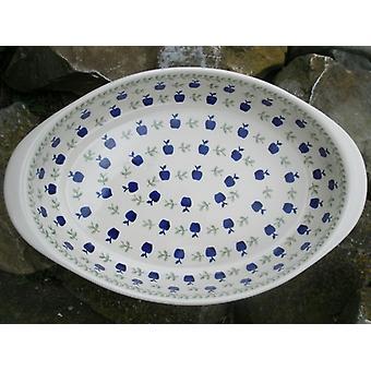 Bakning maträtt, 31, 5 x 22, 5 cm, tradition 50, BSN m-5012