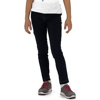 Regaty dziewczyny Hasanti poliester dorywczo Tregginsy Legging spodnie