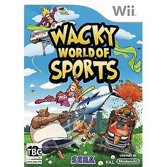 Wacky World of Sports (Wii)-nieuw