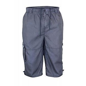 D555 Mason Cargo Capri Shorts