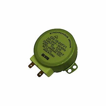 Motor de gira-discos Synchoronous Indesit microondas