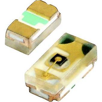 Vishay VLMY1500-GS08 SMD LED 1005 gule 104 mcd 130 ° 20 mA 2 V