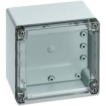 Spelsberg TG ABS 1212-9-to Fitting bracket 124 x 122 x 85 Acrylonitrile butadiene styrene Grey-white (RAL 7035) 1 pc(s)