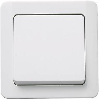 GAO einfügen Kippschalter Nova (SMD) White 0325