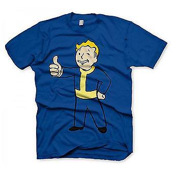 Fallout boy t-shirt Vault Evviva