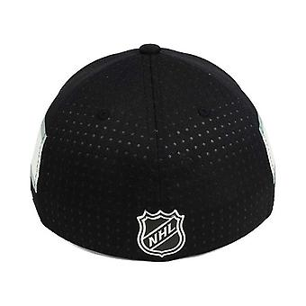 Los Angeles Kings NHL Adidas tervezet stretch felszerelt kalap
