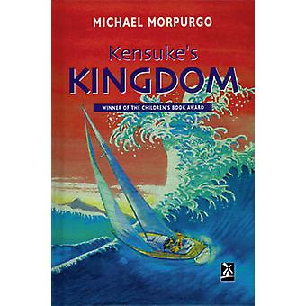 Reino do Kensuke por Michael Morpurgo - livro 9780435125295