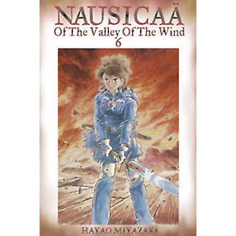 Nausicaa of the Valley of the Wind - v. 6 by Hayao Miyazaki - Hayao Mi