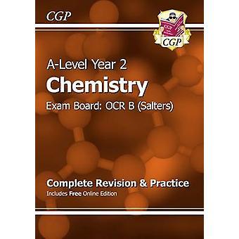Nuevo bachillerato química - OCR B año 2 revisión completa y práctica con