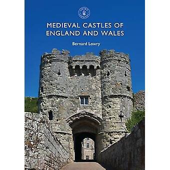 قلاع القرون الوسطى في إنكلترا وويلز من برنار لوري--978178442214