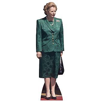 Margaret Thatcher - Lifesize karton gestanst / Standee